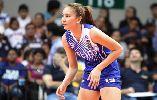 Nhan sắc 'nữ hoàng' bóng chuyền Philippines