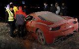 Chùm ảnh: Chùm ảnh: 'Con ngựa chiến' gặp nạn của Arturo Vidal
