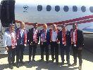 Chùm ảnh: Sang Antalyaspor, Eto'o được đón tiếp nồng hậu