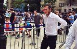 Chùm ảnh: Gareth Bale du lịch đến Mỹ xem bóng đá