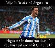 Chùm ảnh: Ảnh chế: Vì Ronaldo, Higuain đá hỏng penalty để gieo sầu cho Messi