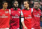 Chùm ảnh: Những tiền đạo thất bại tại Arsenal trong một thập kỷ qua