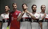 """Ra mắt áo sân khách, Bayern bị chê """"ăn cắp"""" ý tưởng"""
