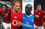 Chùm ảnh: Những tiền đạo Hà Lan ghi dấu ấn tại Premier League