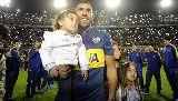 Chùm ảnh: Chùm ảnh: Boca đón người hùng Tevez trở lại