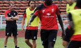 Chùm ảnh: Chùm ảnh: Buổi tập của Liverpool trên đất Malaysia