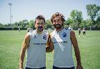 Chùm ảnh: Chùm ảnh: Buổi tập đầu tiên của Pirlo tại New York City FC