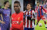 Chùm ảnh: 4 chàng trai Mario trong bóng đá: Vẫn chưa tới đẳng cấp của Super