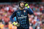 Chùm ảnh: Chùm ảnh: Hàng công thăng hoa, Arsenal hủy diệt á quân Ligue 1 6-1