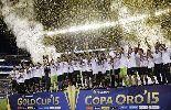 Chùm ảnh: Hạ Jamaica 3-1, Mexico vô địch Gold Cup