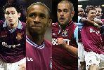 Chùm ảnh: Những ngôi sao trưởng thành từ lò đào tạo West Ham