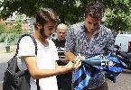 Chùm ảnh: Chùm ảnh: Buổi kiểm tra y tế của Jovetic tại Inter Milan