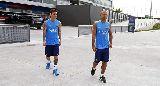 Chùm ảnh: Hy sinh kì nghỉ, Messi, Neymar sớm trở lại Barca
