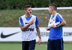 Chùm ảnh: Chùm ảnh: Jovetic được chào đón nồng nhiệt tại Inter