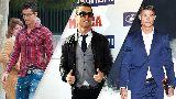 Chùm ảnh: Cristiano Ronaldo lọt nhóm cầu thủ bóng đá mặc đẹp