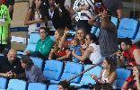 Chùm ảnh: Sao Fast & Furious 7 nhảy samba khi xem bóng đá