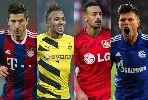 Những ứng viên nặng ký cho danh hiệu Vua phá lưới Bundesliga 2015-2016