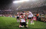 Chùm ảnh: Chùm ảnh: River Plate đăng quang ngôi vô địch Copa Libertadores