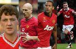 """Chùm ảnh: Những """"bức bình phong"""" chắc chắn nhất của Man United trong kỷ nguyên Premier League"""