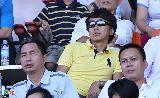 Chùm ảnh: HLV Miura dự khán trận thắng ra mắt của U19 Việt Nam