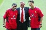 Chùm ảnh: Bước thăng trầm của Ronaldo và đồng nghiệp cùng gia nhập M.U