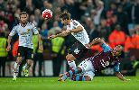 Chùm ảnh: Chùm ảnh: Sao trẻ tỏa sáng, Man United khó nhọc hạ Aston Villa