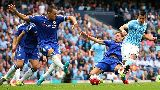 Chùm ảnh: 5 ngôi sao Chelsea đánh mất mình trước Man City