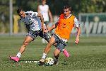 Chùm ảnh: Buổi tập đầu tiên của tân binh Kovacic cùng Real Madrid