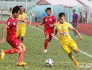Khoảnh khắc CLB Hà Nội chào đón V-League 2016 trên sân Thống Nhất