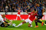Chùm ảnh: Chùm ảnh: Rooney 'thông nòng', Quỷ đỏ hủy diệt Club Brugge