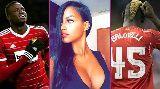 Chùm ảnh: Bồ cũ Balotelli phiêu lưu tình ái tại Premier League