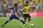 Chùm ảnh: Kagawa tỏa sáng, Dortmund tái chiếm ngôi đầu bảng từ Bayern Munich