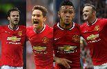 Chùm ảnh: Ai có thể đảm nhiệm vai trò 'số 10' ở Man Utd?