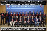 Chùm ảnh: HLV Wenger và Sir Alex tái ngộ trong cuộc họp của UEFA
