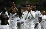 Chùm ảnh: Chùm ảnh: Tân binh M.U, Martial ra mắt trong ngày Ronaldo gây thất vọng