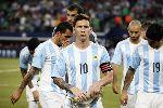 Chùm ảnh: Hết ghi bàn lại đến kiến tạo, Aguero khiến Messi ngỡ ngàng