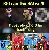 Chùm ảnh: Ảnh chế: Ronaldo thất bại toàn tập trước Messi