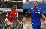 Chùm ảnh: Những điểm nóng trong cuộc đại chiến Chelsea - Arsenal