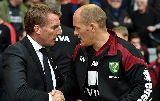 Chùm ảnh: Chùm ảnh: Rodgers bất lực nhìn Liverpool bị Norwich cầm hòa