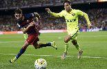 Chùm ảnh: Messi suýt lập hattrick, Barcelona vẫn thắng đậm Levante