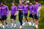 Đụng độ Arsenal, Harry Kane và đồng đội vẫn tươi rói trên sân tập