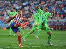 Chùm ảnh: Griezmann thăng hoa, Atletico Madrid chiếm lấy vị trí số 1 của Barca