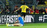 Chùm ảnh: Lập siêu kỷ lục cá nhân, Dortmund hòa thất vọng, Aubameyang bó gối