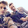 Chùm ảnh: Adnan Januzaj và Marco Reus 'cuốn nhau như sam'