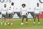 Chùm ảnh: Binh lực dồi dào, Real Madrid quyết phá dớp Atletico