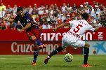 Chùm ảnh: Chùm ảnh: Neymar nổ súng trên chấm phạt đền, Barca vẫn trắng tay rời thành Sevilla