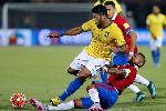 Chùm ảnh: Sanchez giúp Chile giải lời nguyền 15 năm trước Brazil