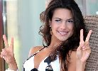 Chùm ảnh: Cận cảnh bồ cũ của Morata vừa đoạt ngôi Hoa hậu