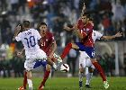 Chùm ảnh: Vắng Ronaldo, Bồ Đào Nha có Nani