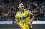 Chùm ảnh: Chùm ảnh: Ghi 8 bàn/8 trận, Ibrahimovic không cứu được Thụy Điển